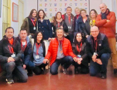 Formación en el centro penitenciario Castellón I