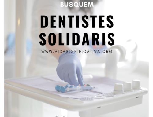 Buscamos Dentistas Solidarios