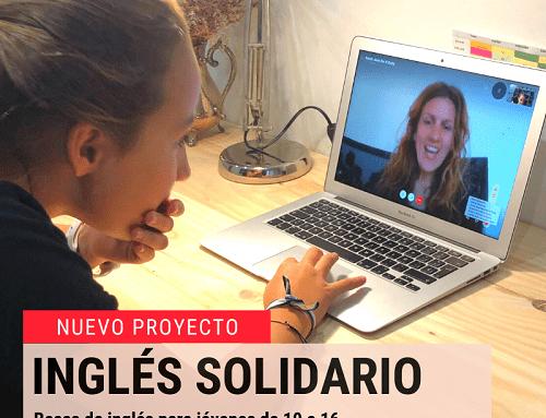 Inglés solidario, ¡nuevo proyecto!