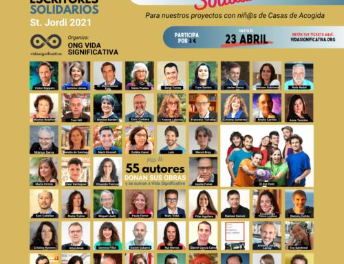 I Edición de Escritores Solidarios: ¡UN ÉXITO!