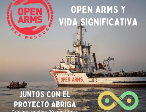 Abrigando Proactiva Open Arms