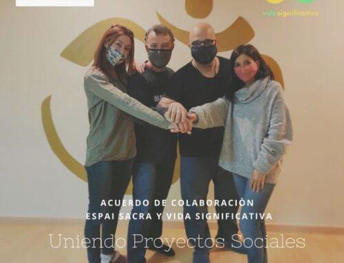 Uniendo proyectos sociales en Terrassa